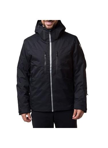Rossignol Rossıgnol Skı Erkek Kayak Montu Siyah